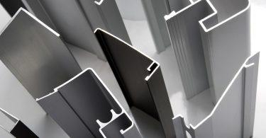 aluminum profilé